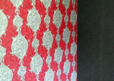 Wand Dekoputze Tapeten